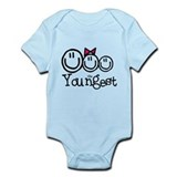 The Youngest  Baby Onesie