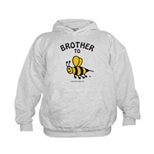 Unique Brother to bee Hoodie