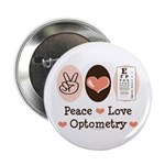 Peace Love Optometry Eye Chart 2.25
