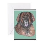 The Leonburger Greeting Cards (Pk of 20)