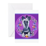 Chinese Crested Greeting Cards (Pk of 20)