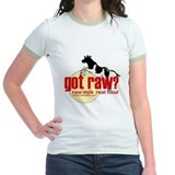 Raw Milk, Real Food T