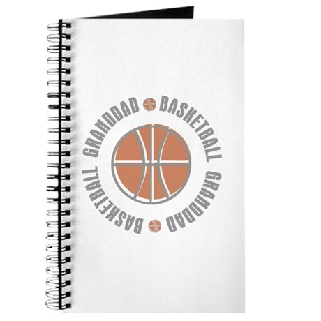 Basketball Granddad Journal