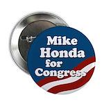 Mike Honda for Congress campaign button