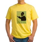 World's best Sabba (Heb) Yellow T-Shirt