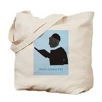 World's best Sabba (Heb) Tote Bag