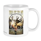 """Tell it to My Giant Robot"" Mug"