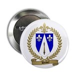 "DUBEY Family Crest 2.25"" Button (10 pack)"