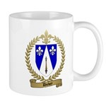 DUBEY Family Crest Mug