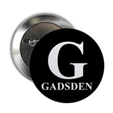 "Gadsden 2.25"" Button (100 pack)"