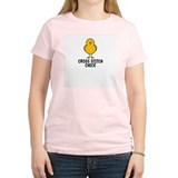 Cross Stitch Chick T-Shirt