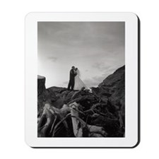 'On the rocks' Mousepad