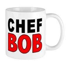 CHEF BOB Small Mugs