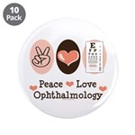Peace Love Ophthalmology 3.5