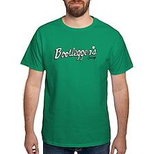 BootslogoforSt.Pats T-Shirt