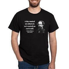 Charles Dickens 20 Dark T-Shirt