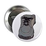 "tennis shoe 2.25"" Button (100 pack)"
