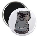 "tennis shoe 2.25"" Magnet (100 pack)"