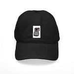 tennis shoe Black Cap