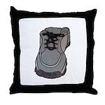 tennis shoe Throw Pillow