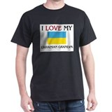 I Love My Ukrainian Grandpa T-Shirt