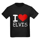 I LOVE ELVIS T