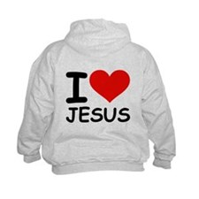I LOVE JESUS Sweatshirt