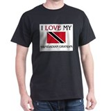 I Love My Trinidadian Grandpa T-Shirt