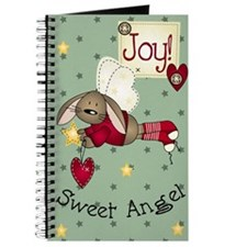 Angel Bunny Journal