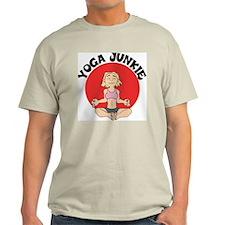 Yoga Junkie T-Shirt