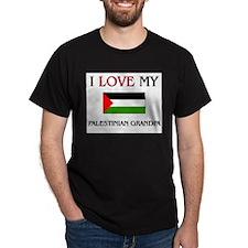 I Love My Palestinian Grandpa T-Shirt