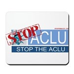 Stop Sign Mousepad