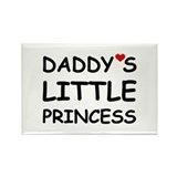 DADDY'S LITTLE PRINCESS Rectangle Magnet (10 pack)