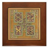 Kells Tapestry Framed Tile