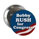 Bobby Rush for Congress campaign button