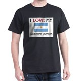 I Love My Argentine Grandpa T-Shirt