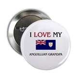 "I Love My Anguillian Grandpa 2.25"" Button"