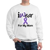 Purple Ribbon Mom Jumper