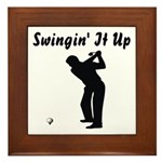 Golf Framed Tile