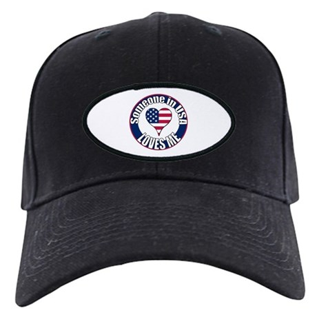 USA Love Black Cap