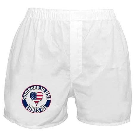 USA Love Boxer Shorts