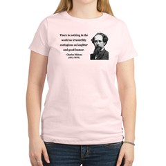 Charles Dickens 13 Women's Light T-Shirt