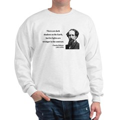 Charles Dickens 8 Sweatshirt