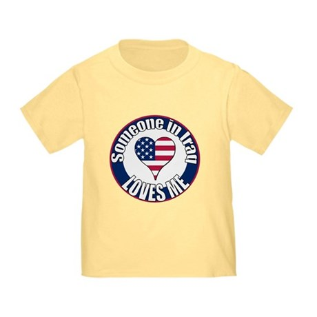 Iraq Love Toddler T-Shirt