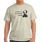 Charles Dickens 3 Light T-Shirt