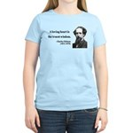 Charles Dickens 3 Women's Light T-Shirt
