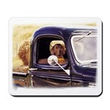 Country Dog Mousepad