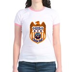 NIS Jr. Ringer T-Shirt