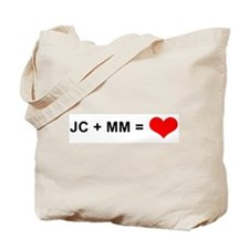 JC + MM Tote Bag