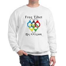 2008 Beijing Olympic Handcuffs Sweatshirt